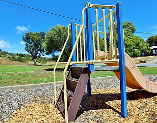 Alpine Road Reserve Playground Slide 1