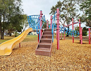 Central Avenue Reserve South Playground Multistation 2