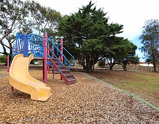 Central Avenue Reserve South Playground Multistation 5