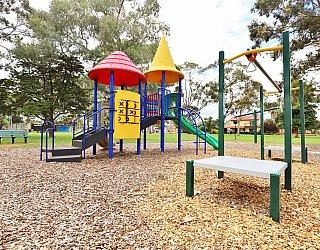 Hamilton Park Reserve Playground 1