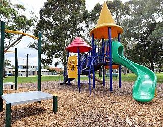 Hamilton Park Reserve Playground 2
