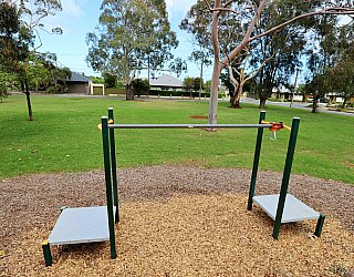 Hamilton Park Reserve Playground Flying Fox 3