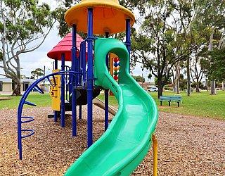 Hamilton Park Reserve Playground Multistation 3