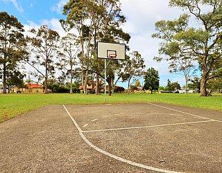 Hamilton Park Reserve Sports Basketball 1