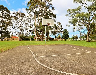 Hamilton Park Reserve Sports Basketball 1