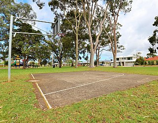 Hamilton Park Reserve Sports Basketball 2