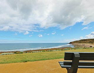 Heron Way Reserve Beach View 1