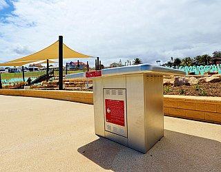Heron Way Reserve Facilities Bbq 1