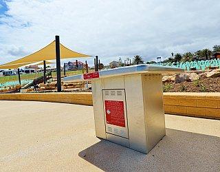 Heron Way Reserve Facilities Bbq 2