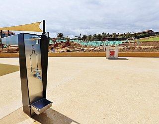 Heron Way Reserve Facilities Drinking Fountain 2