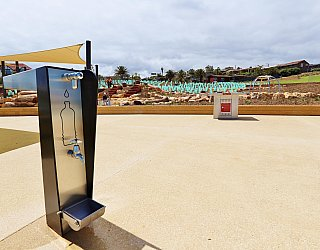 Heron Way Reserve Facilities Drinking Fountain 2