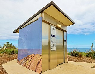 Heron Way Reserve Facilities Toilet 2