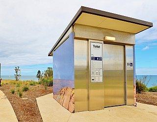 Heron Way Reserve Facilities Toilet 3