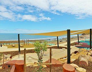Heron Way Reserve Playground Shade Sails 2