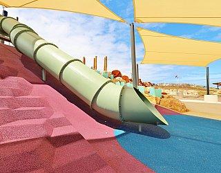 Heron Way Reserve Playground Slide 1