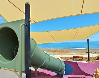 Heron Way Reserve Playground Slide 2