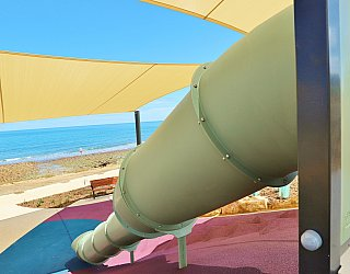 Heron Way Reserve Playground Slide 4