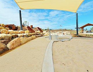Heron Way Reserve Playground Water Play 4