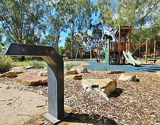 Maldon Avenue Reserve Facilities Drinking Fountain 1
