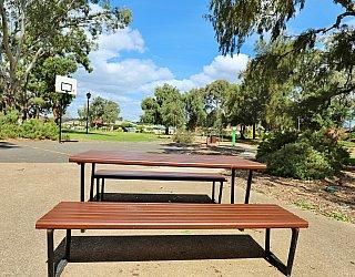 Maldon Avenue Reserve Facilities Picnic 1