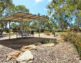 Maldon Avenue Reserve Facilities Picnic 2