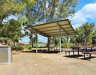 Maldon Avenue Reserve Facilities Picnic 3
