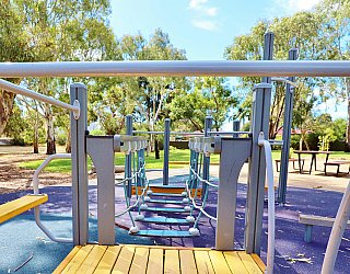 Maldon Avenue Reserve Intergenerational Playground 2