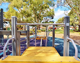 Maldon Avenue Reserve Intergenerational Playground 3