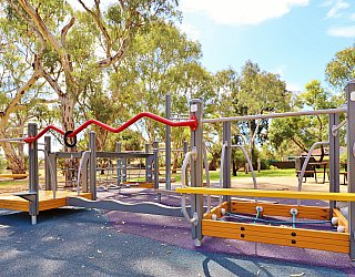 Maldon Avenue Reserve Intergenerational Playground 4