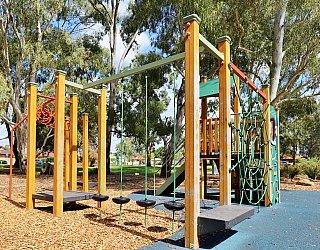 Maldon Avenue Reserve Playground Multistation 3