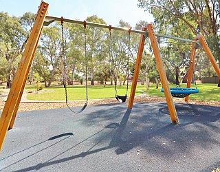 Maldon Avenue Reserve Playground Swing 1