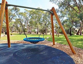 Maldon Avenue Reserve Playground Swing 2