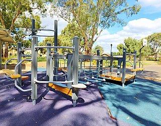 Maldon Avenue Reserve Sport Intergenrational Playground 1
