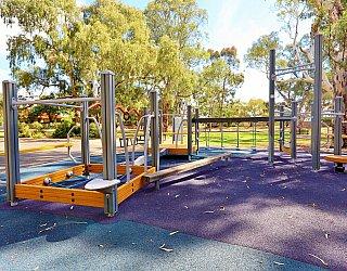 Maldon Avenue Reserve Sport Intergenrational Playground 2