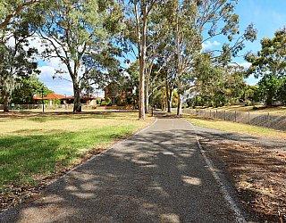 Maldon Avenue Reserve Sturt River Linear Park 1