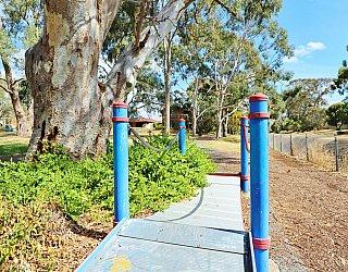 Maldon Avenue Reserve Sturt River Linear Park Bicycle Bridge 2