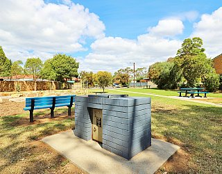 Penrith Court Reserve Facilities Bbq 1