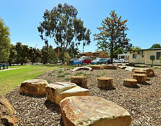 Penrith Court Reserve Nature Play 1