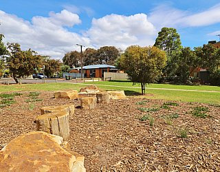 Penrith Court Reserve Nature Play 2
