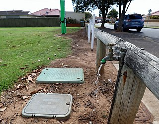 Peterson Avenue Reserve Facilities Tap 1