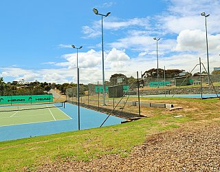 Shamrock Road Reserve Sports Courts 1