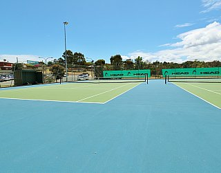 Shamrock Road Reserve Sports Courts 3