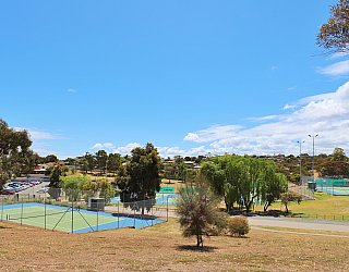 Shamrock Road Reserve Sports Courts 5