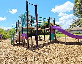 Tilley Court Reserve Playground Multistation 1