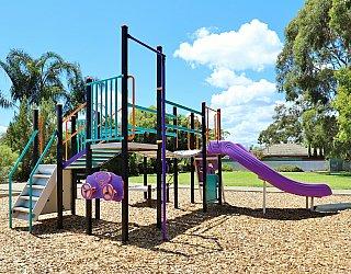 Tilley Court Reserve Playground Multistation 2