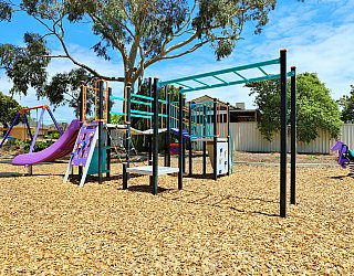 Tilley Court Reserve Playground Multistation 4