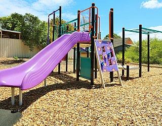 Tilley Court Reserve Playground Multistation 5