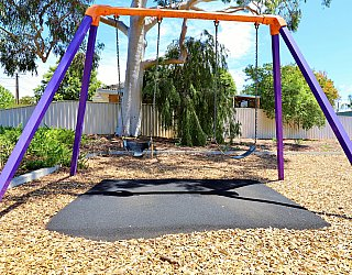 Tilley Court Reserve Playground Swing 1