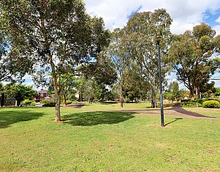 Trowbridge Avenue Reserve Facilities Lighting 1