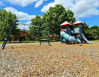 Trowbridge Avenue Reserve Playground 1